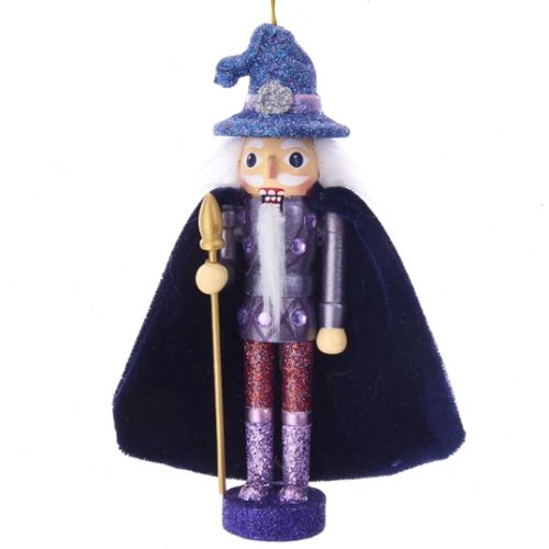 Kurt Adler Hollywood Wizard Nutcracker Ornament