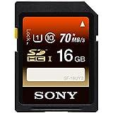 ソニー SONY SDHCカード 16GB Class10 UHS-I対応 SF-16UY2 [国内正規品]