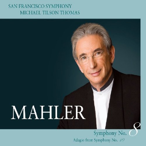 SACD : Michael Tilson Thomas - Symphony No. 8 / Adagio from Symphony No. 10 (Hybrid SACD, 2 Disc)