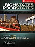 img - for Rich States, Poor States: Alec-Laffer State Economic Competitiveness Index book / textbook / text book