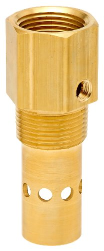 "Control Devices Brass In-Tank Check Valve, 3/8"" FPT Inlet x 1/2"" MPT Outlet"