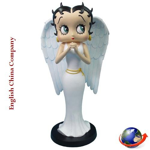 icensed Collection ANGEL Height 30 cm (Betty Boop Angel)