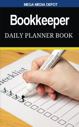 Read Online Bookkeeper Daily Planner Book pdf epub