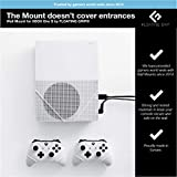 FLOATING GRIP® Wall Mounts for 1x XBOX One S