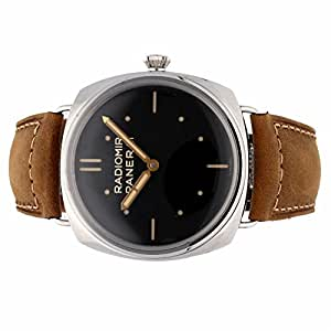 Panerai Radiomir mechanical-hand-wind mens Watch PAM00425 (Certified Pre-owned)