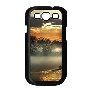 Samsung Galaxy S3 I9300 Beautifui sunset Phone Back Case Personalized Art Print Design Hard Shell Protection MN072048