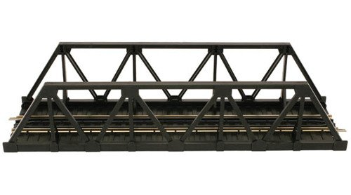 Code 100 Nickel Silver Warren Truss Bridge Kit HO Scale Atlas ()