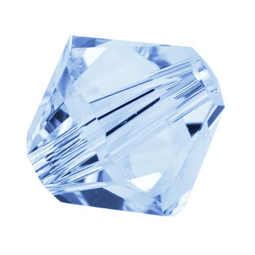 SWAROVSKI ELEMENTS Crystal Bicone 5328 4mm Alexandrite (50)