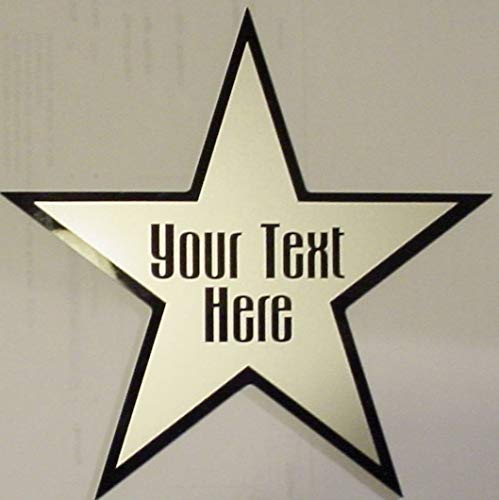 Amazon Com Valleydesignsnd Star For Dressing Room Theater Sign 15 Rh