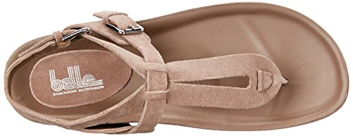 Belle By Sigerson Morrison Womens April Sandal Semsket Lumia