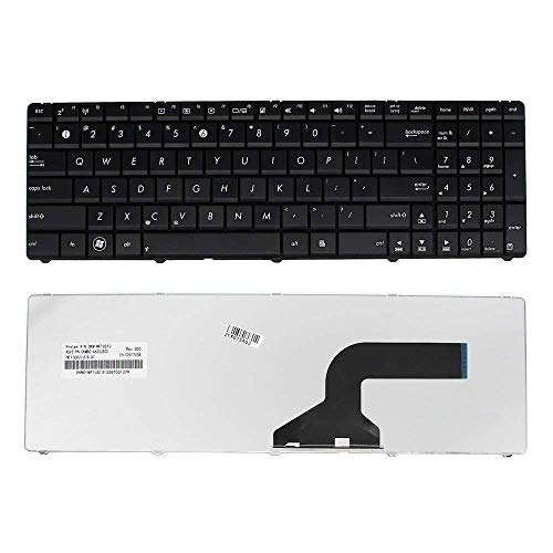 TravisLappy Replacement Laptop Keyboard for ASUS X54 X54L X54XI X54XB X54C A54L X54H X54HY