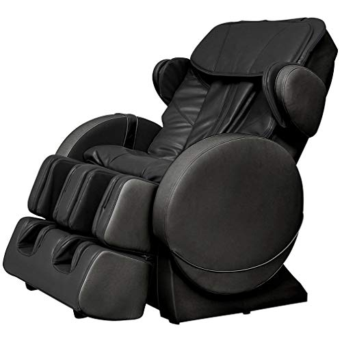 (Full Body Zero Gravity Shiatsu Massage Chair Recliner w/Heat and Long)