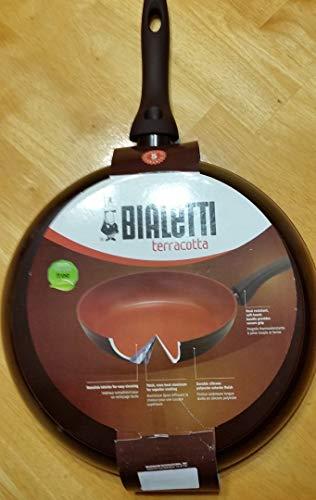 Bialetti Terracotta 12 inch Sautee Pan by Bialetti (Image #1)