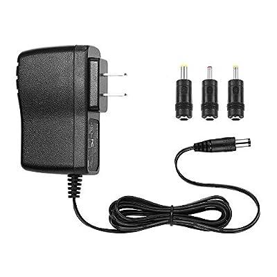 12V AC Adapter Power Supply Cord Compatible Roku Streaming Media Player Roku 3: 4230R 4230CA 4230RW 4200R, Roku 2: 2720R 2720RW, Roku 1: 2710R 2710RW Charger Replacement