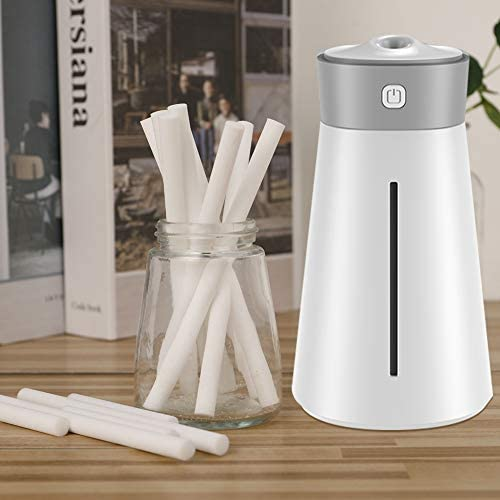 Chutoral 80 Pcs Humidifier Filter Cotton Sticks, 2 Size Sponge Sticks Refill Replacement for Mini Portable Personal USB Humidifier in Office Home Bedroom