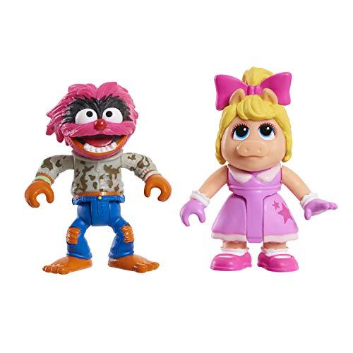 41gHpu2uA%2BL - Muppets Babies Friendship School Bus