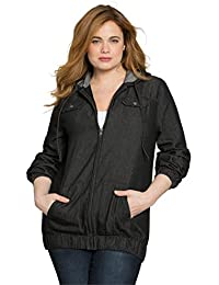 Amazon.com: Black - Denim Jackets / Coats, Jackets & Vests ...