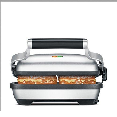 Breville BSG600BSS the Perfect Press Panini, Silver