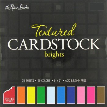 Textured Cardstock in Bright Colors 8
