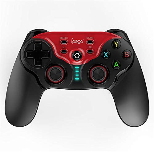 ZOMTOP iPEGA PG-9088 Future Soldier BT Wireless Gamepad Gaming Remote Controller for Android/Samsung S8/S9GALAXY note8 Huawei P20 Oppo VIVO X21 LG G5 Tablet PC ()
