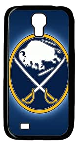Buffalo Sabres PC Case Cover For Samsung Galaxy S4 And Samsung Galaxy I9500 Black