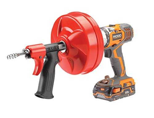 Ridgid Gidds 813340 41408 Power Spin With Autofeed