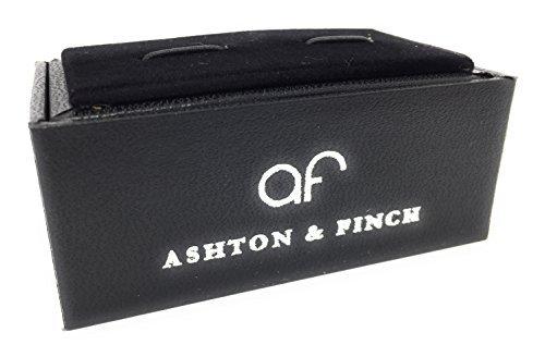 Neuheit Ashton and Finch W/ürfel Manschettenkn/öpfe in Einer luxuri/ösen Pr/äsentationsbox Spa/ß Thema Schmuck Kasino Gl/ücksspiel