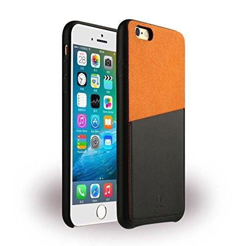 Baseus - Luxury Encounter Case EIAPIPH6S-01 - Hard Cover / Handyhülle - Apple iPhone 6, 6s - Schwarz