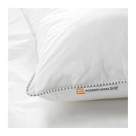 Amazon Com Ikea Rosenstjarna Pillow Softer 703 773 01 King
