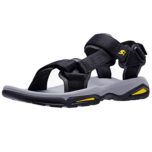 c8968b048e9 Camel Sport Sandals for Men Strap Athletic Shoes Waterproof Hiking Sandals  for Walking Beach Outdoor Summer