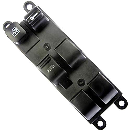 2001 Nissan Altima Window - APDTY 012911 Power Window and Door Lock Switch Fits Front Left 1998-2001 Nissan Altima 1998-2004 Frontier 98-99 Sentra 00-04 Xterra Legacy Outback 03-06 Subaru Baja (Replaces 25401-9E000, 83071AE01B)