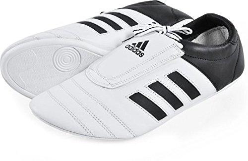Taille De Taekwondo noir Blanc Unisexe kick Adidas Chaussures 33 Adi WxOq15E8wS