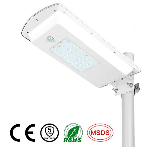 Commercial Solar Lights For Security in US - 2