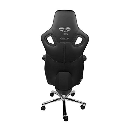 E Blue Cobra Gaming Chair High Grade Pu Leather Pc Racing
