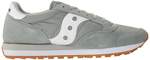 Light de 43 White Green Chaussures Jazz Vert Homme EU 383 Original Saucony Cross Vert F7W4Ag7vc