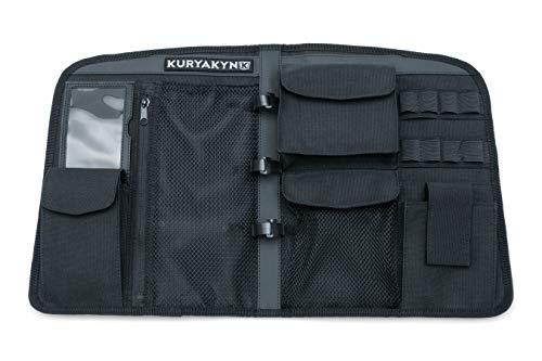 Kuryakyn 5298 Trunk Lid Organizer Storage Bag for 2014-19 Indian Motorcycles