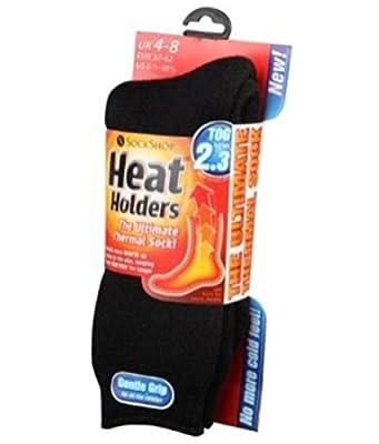 Heat Holders Thermal Socks, Men's Original, US Shoe Size 7-12