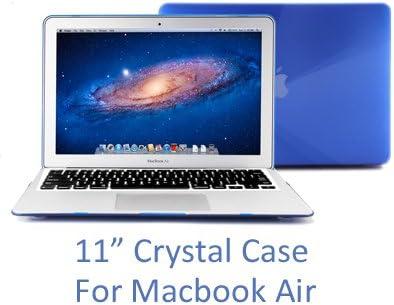 GMYLE Clear Crystal Through Macbook