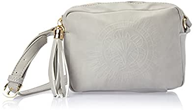 Urban Originals Women's Wild Rose Bag, Grey, One Size