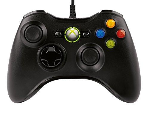 Xbox-360-Controller-geeignet-fr-Windows-schwarz