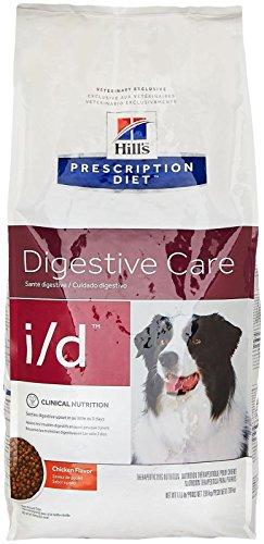 (Hill's Prescription Diet I/D Gastrointestinal Health Dry Dog Food 17.6 Pounds)