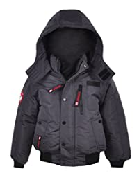 Canada Weather Gear Big Boys' Insulated Jacket