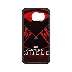 Samsung Galaxy S6 Cell Phone Case White s.h.i.e.l.d 001 Delicate gift JIS_282819