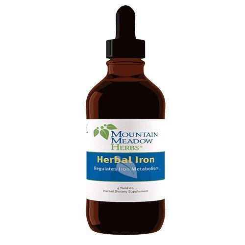 Herbal Iron - 4oz - Regulates Iron ()