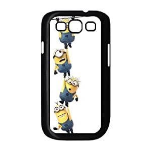 AKERCY Despicable Me Phone Case For Samsung Galaxy S3 I9300 [Pattern-6]