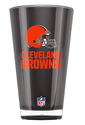 (NFL Cleveland Browns 20oz Insulated Acrylic Tumbler)