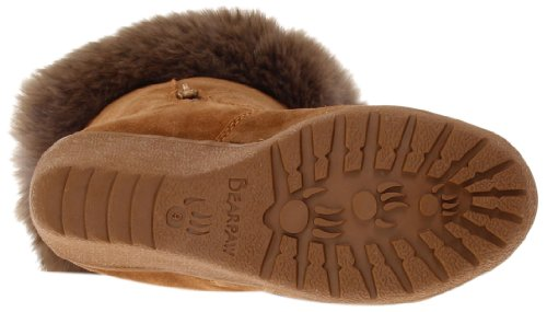 BEARPAW Womens Melrose Boot (11, Hickory)