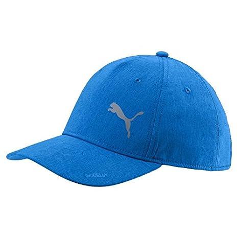 Amazon.com   Puma Golf 2018 Men s Duocell Hat (Electric Blue ... c0fc203d946