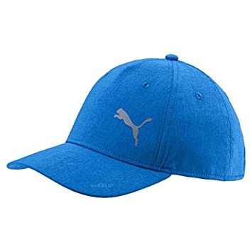 5fc243b0fddae Puma Golf 2018 Men s Duocell Hat (Electric Blue Lemonade Heather ...