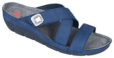 Aniko Blau Size 10.0 (Eu 42)